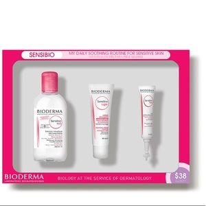 Bioderma Sensibio Routine Kit